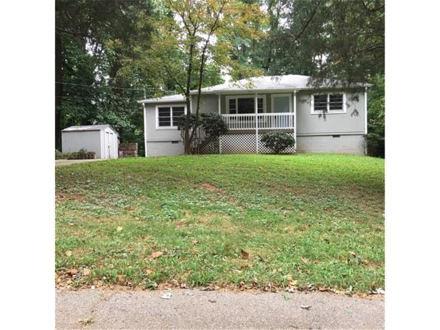 6112 Blackhawk Trail, Mableton, GA 30126 (MLS #5903745) :: North Atlanta Home Team