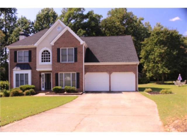 3812 Singleton Street, Powder Springs, GA 30127 (MLS #5903790) :: North Atlanta Home Team