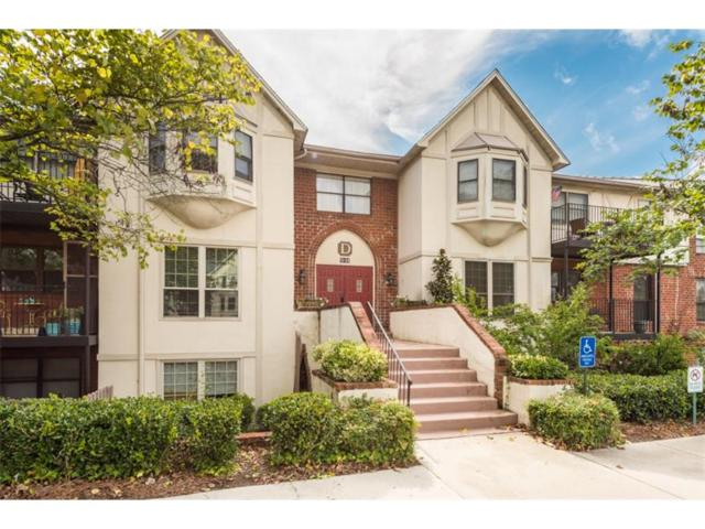 6851 Roswell Road NE D19, Sandy Springs, GA 30328 (MLS #5903821) :: North Atlanta Home Team