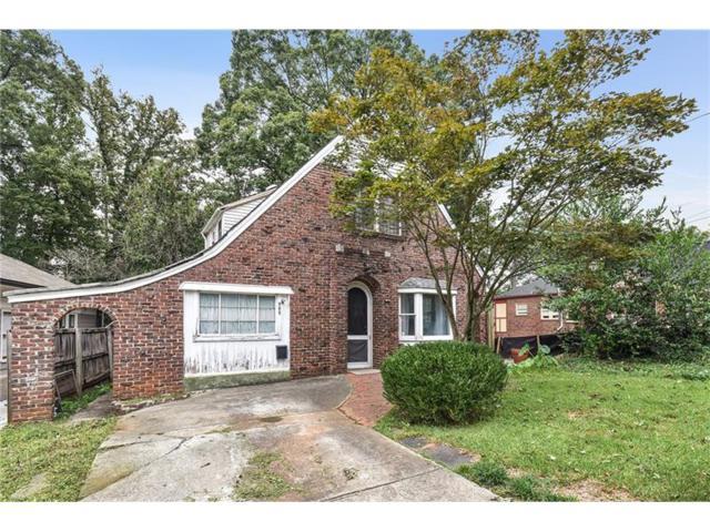 982 Cumberland Road NE, Atlanta, GA 30306 (MLS #5903830) :: North Atlanta Home Team