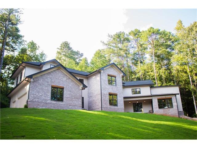 175 Covered Bridge Trail, Smyrna, GA 30082 (MLS #5903946) :: North Atlanta Home Team