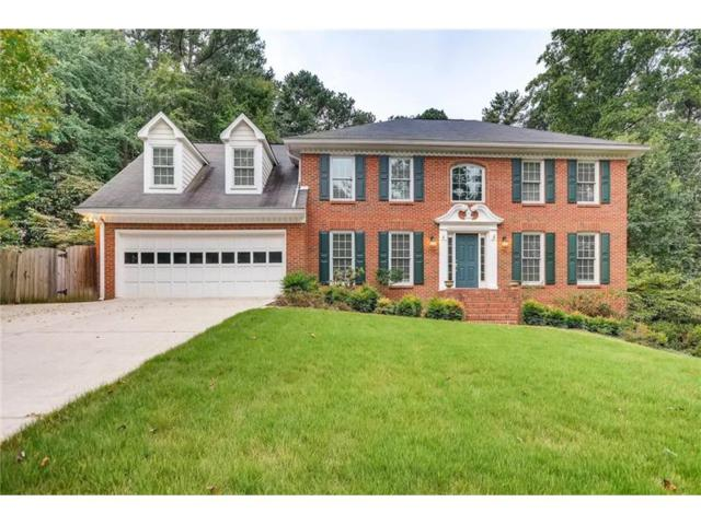 4128 Volley Lane, Peachtree Corners, GA 30092 (MLS #5904071) :: Buy Sell Live Atlanta