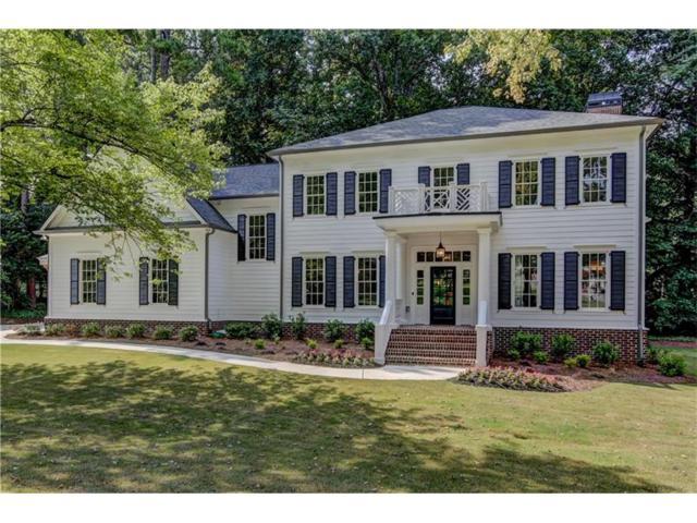 5840 Hilderbrand Drive, Sandy Springs, GA 30328 (MLS #5904176) :: North Atlanta Home Team
