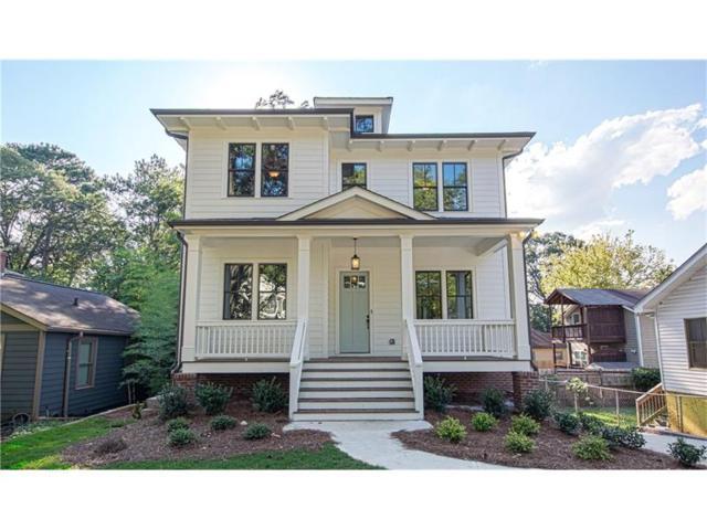 817 3rd Avenue, Decatur, GA 30030 (MLS #5904209) :: Path & Post Real Estate