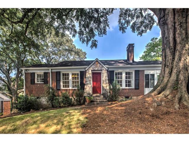 470 Kendrick Avenue SE, Atlanta, GA 30315 (MLS #5904216) :: North Atlanta Home Team