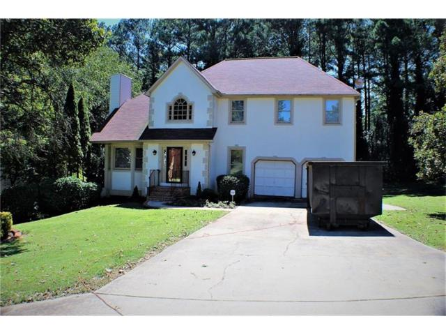 1197 Meadow Oaks Drive NW, Acworth, GA 30102 (MLS #5904227) :: North Atlanta Home Team