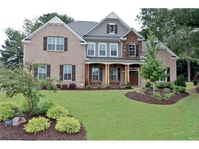5865 Pasture Court, Suwanee, GA 30024 (MLS #5904270) :: North Atlanta Home Team