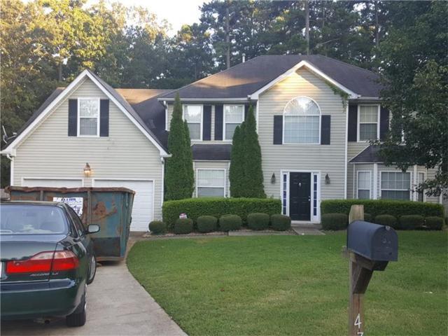 547 Carriage Walk Lane, Stone Mountain, GA 30087 (MLS #5904475) :: North Atlanta Home Team