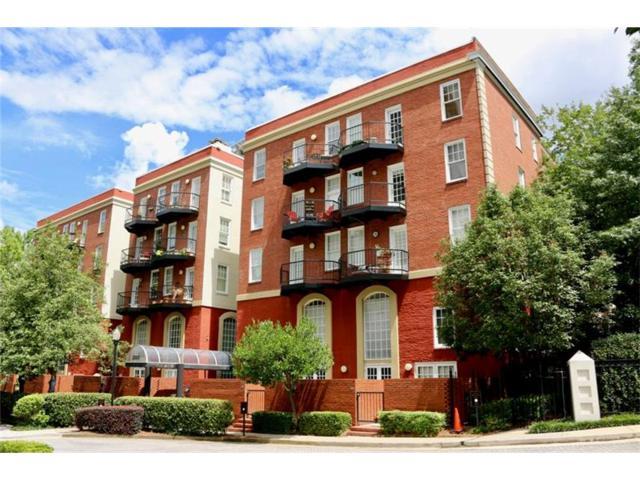 2840 Peachtree Road NW #411, Atlanta, GA 30305 (MLS #5904486) :: North Atlanta Home Team