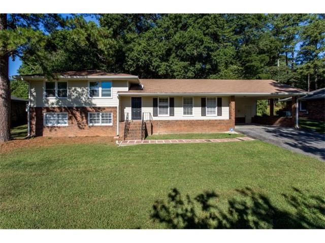 583 Allgood Road NE, Marietta, GA 30060 (MLS #5904496) :: North Atlanta Home Team