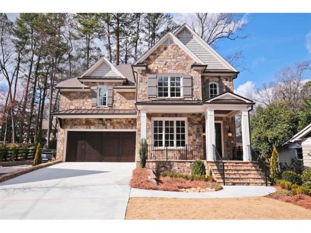 3316 W Shadowlawn Avenue NE, Atlanta, GA 30305 (MLS #5904575) :: North Atlanta Home Team