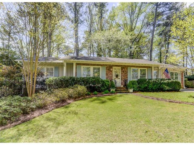 365 Pine Forest Road NE, Sandy Springs, GA 30342 (MLS #5904579) :: North Atlanta Home Team