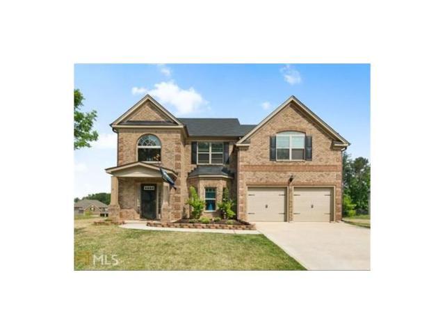4972 Shire Drive, Lithonia, GA 30038 (MLS #5904609) :: North Atlanta Home Team