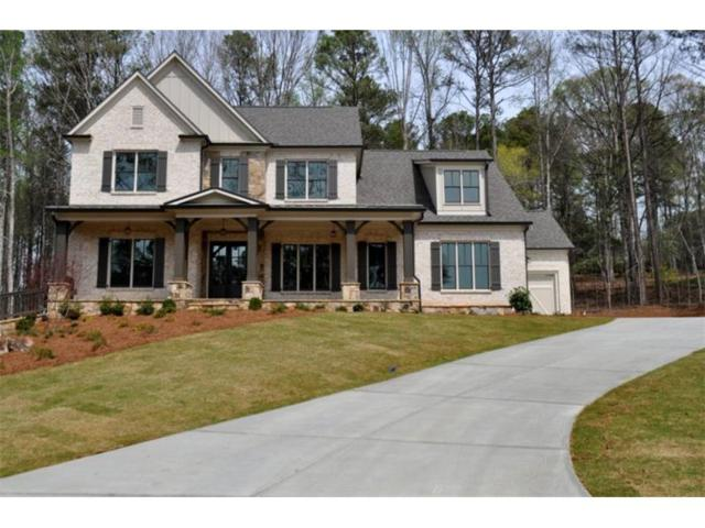 5380 Lake Redwine Cove NW, Acworth, GA 30101 (MLS #5904689) :: North Atlanta Home Team