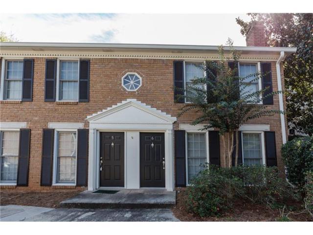 1101 Collier Road NW V6, Atlanta, GA 30318 (MLS #5904753) :: Charlie Ballard Real Estate