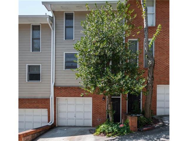 672 Park Village Drive NE, Atlanta, GA 30306 (MLS #5904758) :: North Atlanta Home Team