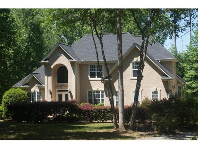 551 Lees Mill Road, Fayetteville, GA 30214 (MLS #5904786) :: North Atlanta Home Team