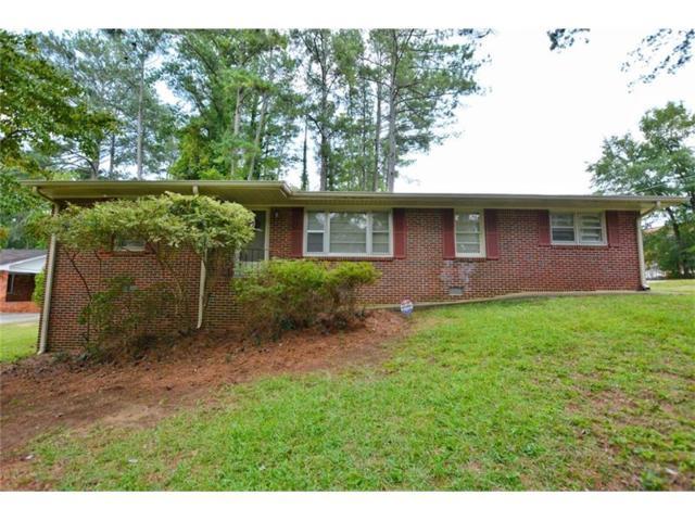 2719 Pine Grove Court, Austell, GA 30106 (MLS #5904793) :: North Atlanta Home Team