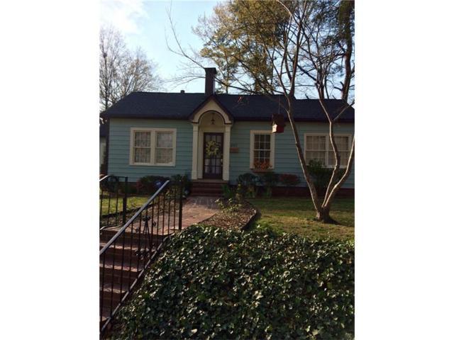 287 N Forest Avenue NE, Marietta, GA 30060 (MLS #5904803) :: North Atlanta Home Team