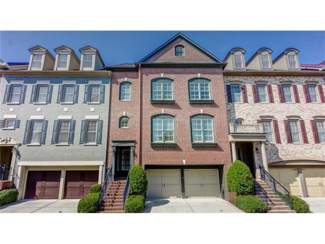 4319 Bridgehaven Drive SE #20, Smyrna, GA 30080 (MLS #5904838) :: North Atlanta Home Team