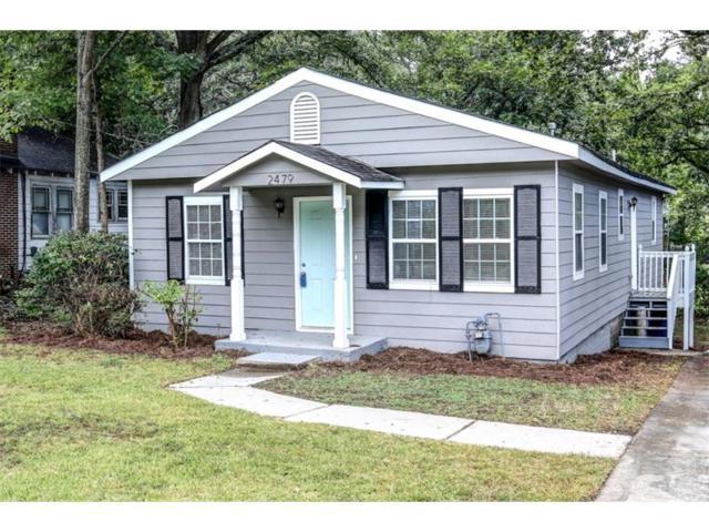 2479 N Bayard Street, East Point, GA 30344 (MLS #5904906) :: North Atlanta Home Team