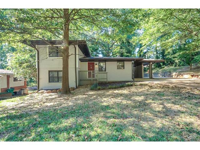 1453 Midview Drive, Decatur, GA 30032 (MLS #5904915) :: North Atlanta Home Team