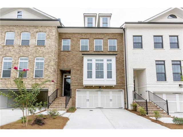 1701 Kenstone Walk Lot 25, Dunwoody, GA 30338 (MLS #5904979) :: North Atlanta Home Team