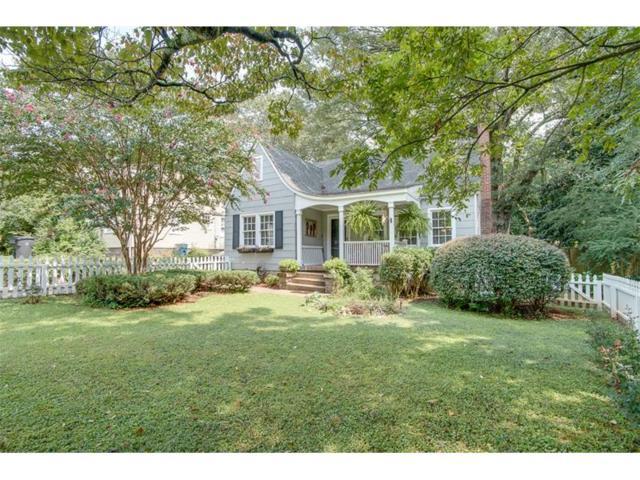 2888 Kimmeridge Drive, East Point, GA 30344 (MLS #5905140) :: North Atlanta Home Team