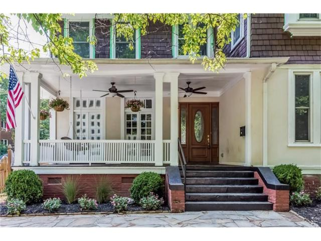 692 Myrtle Street NE, Atlanta, GA 30308 (MLS #5905217) :: Charlie Ballard Real Estate