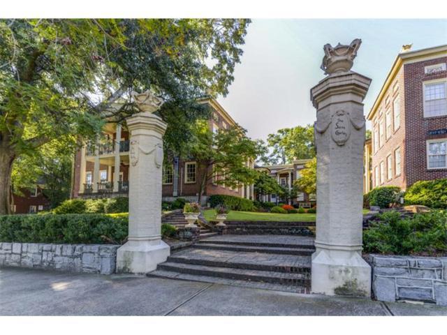 1027 St Charles Avenue B, Atlanta, GA 30306 (MLS #5905285) :: North Atlanta Home Team
