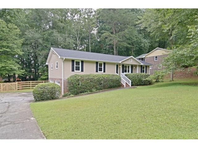 2190 Tourney Drive, Marietta, GA 30062 (MLS #5905325) :: North Atlanta Home Team