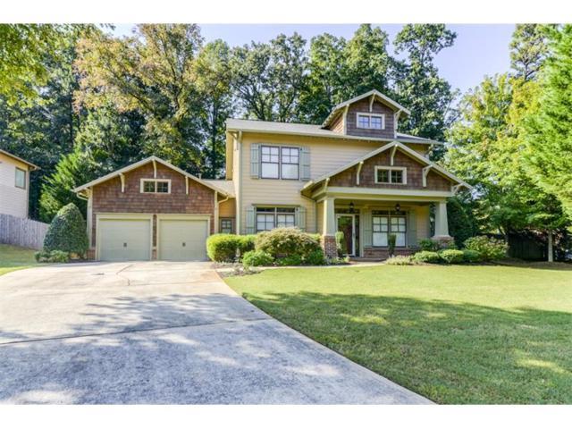 2681 Oak Village Trail, Decatur, GA 30032 (MLS #5905429) :: North Atlanta Home Team