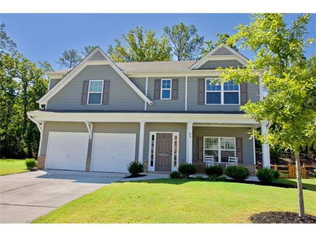 95 Harmony Circle, Acworth, GA 30101 (MLS #5905439) :: North Atlanta Home Team