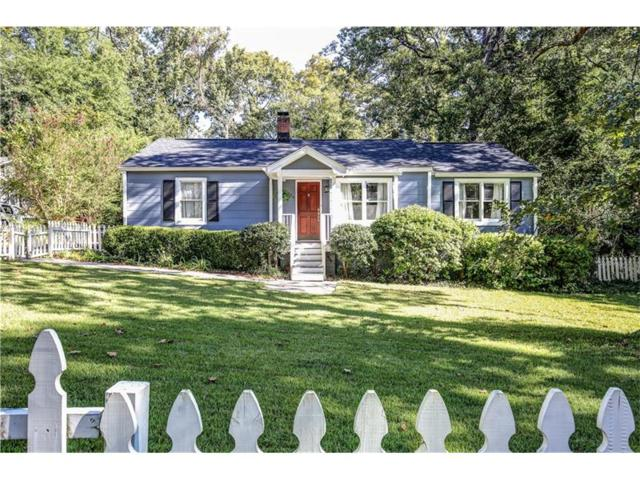 2576 Eastwood Drive, Decatur, GA 30032 (MLS #5905466) :: North Atlanta Home Team