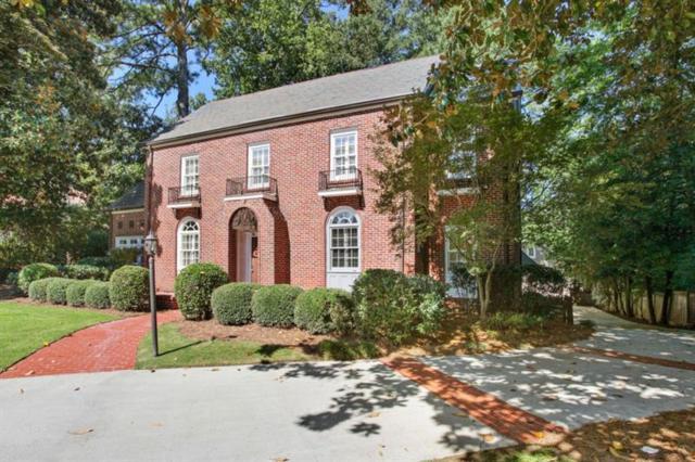 1118 Oxford Road NE, Atlanta, GA 30306 (MLS #5905486) :: North Atlanta Home Team