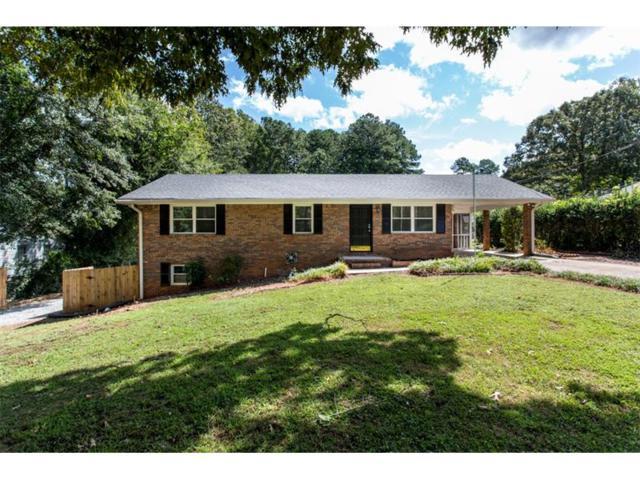 4098 NE Mcclesky Drive, Marietta, GA 30066 (MLS #5905585) :: North Atlanta Home Team