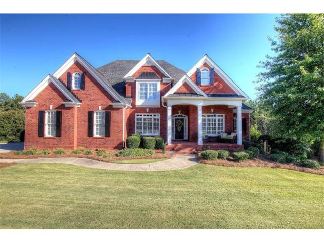 438 Evening Mist Drive, Acworth, GA 30101 (MLS #5905616) :: North Atlanta Home Team