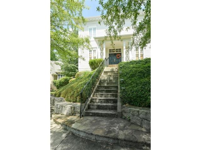 1466 Hedgewood Lane NW, Kennesaw, GA 30152 (MLS #5905671) :: North Atlanta Home Team