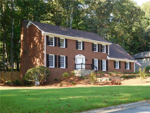 361 Willow Glenn Drive, Marietta, GA 30068 (MLS #5905767) :: North Atlanta Home Team