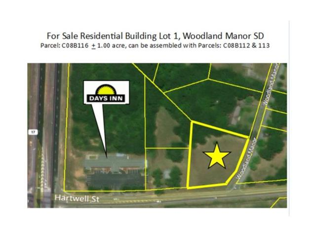 Lot #1 Woodland Manor, Royston, GA 30662 (MLS #5905849) :: The Bolt Group