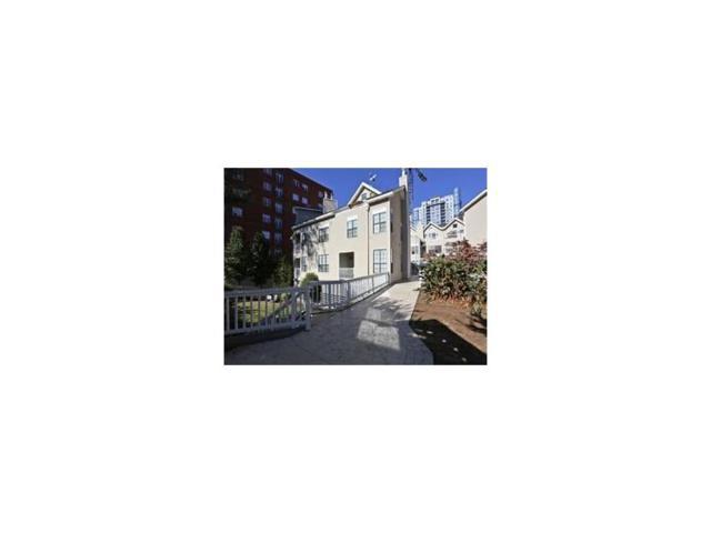 1050 Piedmont Avenue NE #31, Atlanta, GA 30309 (MLS #5905923) :: North Atlanta Home Team