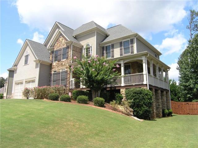 5610 Hollowbrooke Lane NW, Acworth, GA 30101 (MLS #5906074) :: North Atlanta Home Team