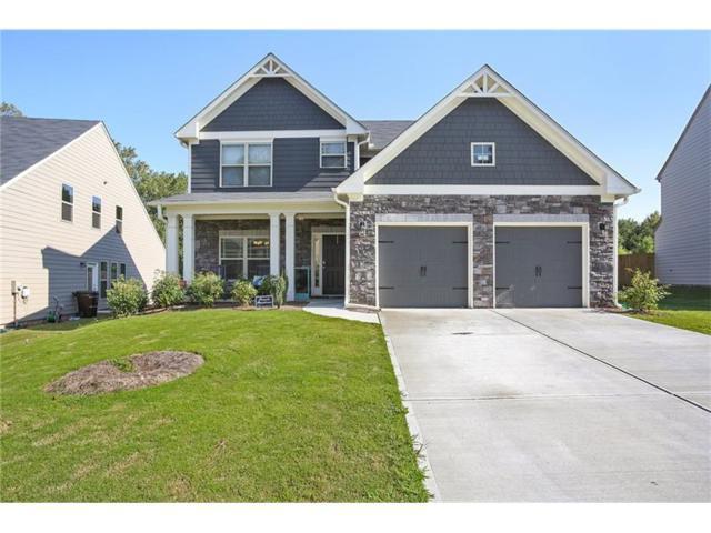 1208 Silvercrest Court, Powder Springs, GA 30127 (MLS #5906340) :: North Atlanta Home Team