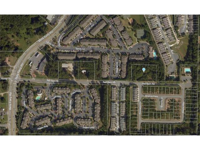 850 Red Barn Road, Acworth, GA 30102 (MLS #5906357) :: North Atlanta Home Team