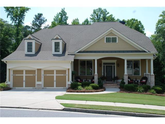 333 Highcrest Drive, Acworth, GA 30101 (MLS #5906375) :: North Atlanta Home Team