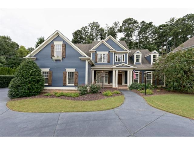 2361 Tabbystone Lane NW, Marietta, GA 30064 (MLS #5906488) :: North Atlanta Home Team