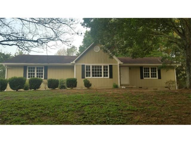 485 Franklin Road SW, Plainville, GA 30733 (MLS #5906515) :: North Atlanta Home Team