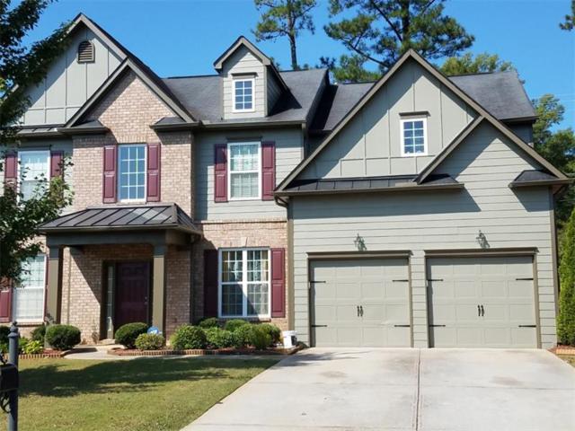 591 Crosswinds Circle, Marietta, GA 30008 (MLS #5906531) :: North Atlanta Home Team