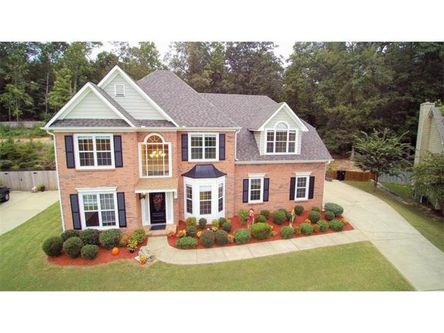 3882 Golden Autumn Road, Buford, GA 30519 (MLS #5906620) :: North Atlanta Home Team