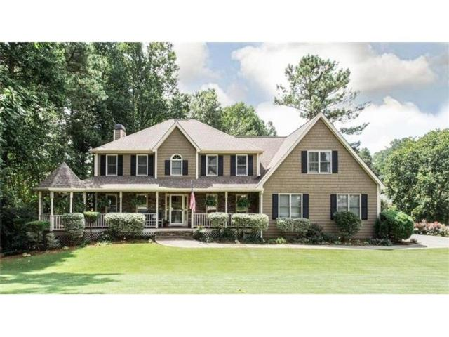 5705 Brookstone Walk, Acworth, GA 30101 (MLS #5906658) :: North Atlanta Home Team